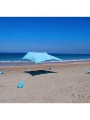 אוהל חוף 2.80X2.80