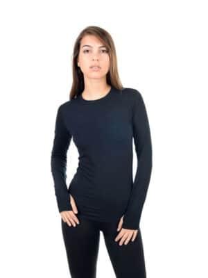 חולצה תרמית אקטיבית לנשים