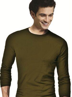 זוג חולצות ירוקות לגבר