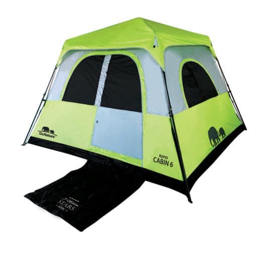 אוהל 6 אנשים RAPID CABIN